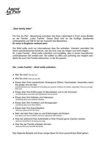 Au-Pair Info Fã¼R Deutsche Gastfamilien.Pdf - Carola Hummel Au
