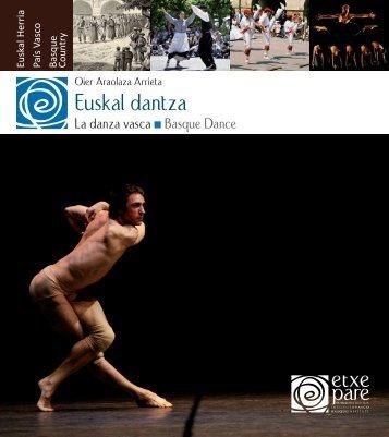 Euskal dantza - Etxepare, Euskal Institutua