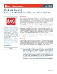 ED&S (MK Electric) - Esker