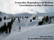 Centrality Dependence of Hadron Correlations in dAu Collisions