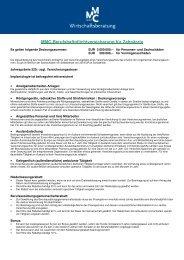 Angebot & Antrag - MMC GmbH