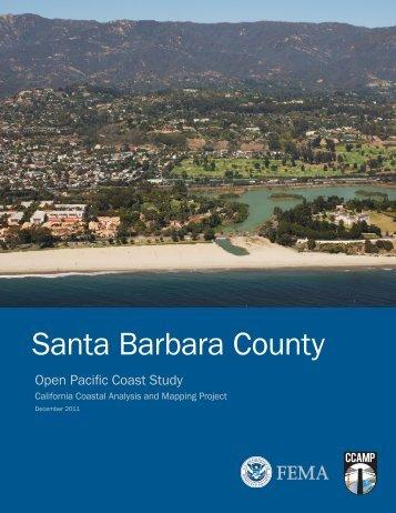 Santa Barbara County - FEMA Region 9