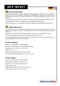 M.K.9 / M.K.9.HT Betriebsanleitung - Hellermanntyton - Page 2