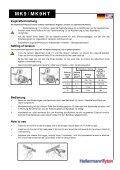 M.K.9 / M.K.9.HT Betriebsanleitung - Hellermanntyton - Page 3