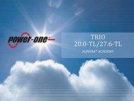 TRIO - Power-One
