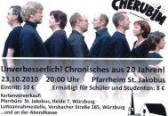 23.10.2010 20:00 Uhr Pfarrheim St. Jakobus - St. Jakobus Versbach