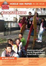 Kloosterkids - Wijktijgers