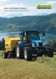 T5000 - New Holland