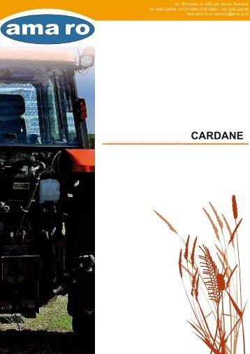CARDANE - Ama RO