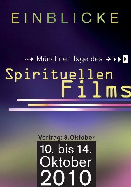 E I N B L I C K E Oktober - St.Johannes
