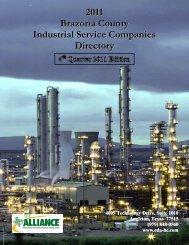 2011 Brazoria County Industrial Service Companies Directory