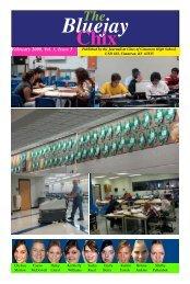 February 2008, Vol. 1, Issue 3 - Cimarron High School is