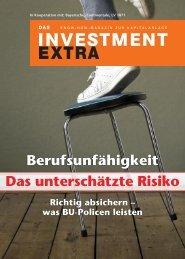 Das unterschätzte Risiko Berufsunfähigkeit - bei Franke und Bornberg