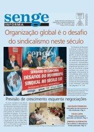 Organização global é o desafio do sindicalismo neste ... - Senge-MG