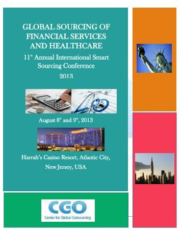 Final Conference Proceedings - Center for Global Outsourcings