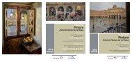 Tríptico de la exposición - Caja España-Duero