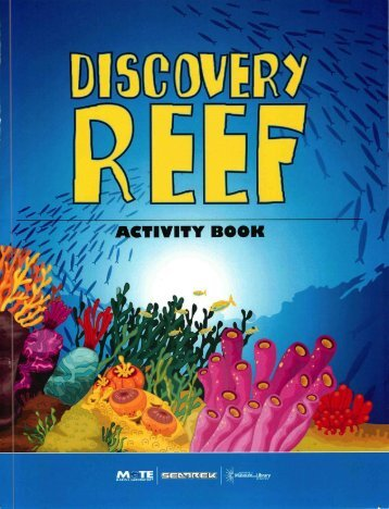 Discovery Reef Activity Book