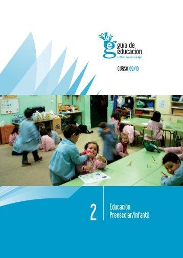 GUIA EDUCACIÓN 09-10 - Educastur Hospedaje Web