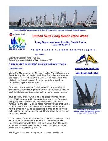 June 25, 2011 - Long Beach Race Week