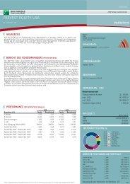 PARVEST EQUITY USA - BNP Paribas Investment Partners