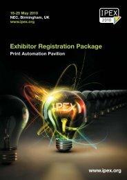Print Automation Pavilion Flyer - Ipex