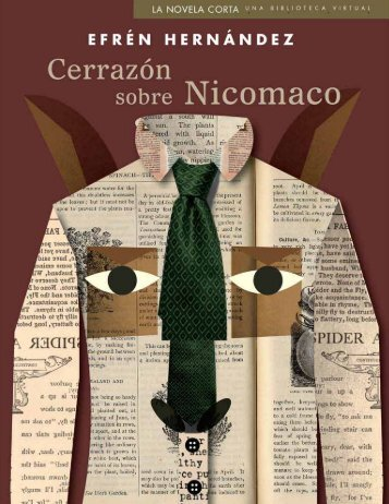 Cerrazón sobre Nicomaco - La novela corta: una biblioteca virtual