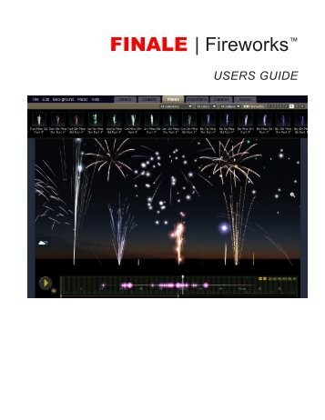 Download - Finale Fireworks