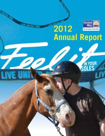 2012 Annual Report - Sioux Empire United Way