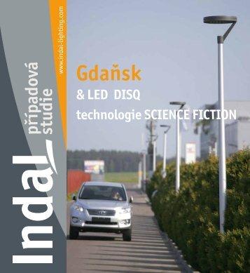 Gdaňsk - Toyota - Indal