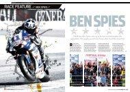 Race FeatuRe // ben spies// - Fast Bikes