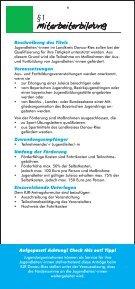 Zuschussrichtlinien - Kreisjugendring Donau-Ries - Seite 6