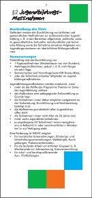 Zuschussrichtlinien - Kreisjugendring Donau-Ries - Seite 7