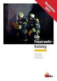 Der Feuerwehr- Katalog