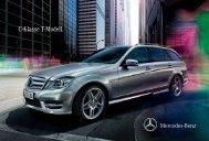 C-Klasse T-Modell. - Mercedes-Benz Magyarország