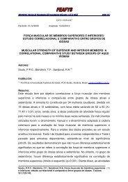 issn: 1989-6247 força muscular de membros superiores e ... - trances