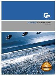 GUOWANG Guillotine Series - Ipex