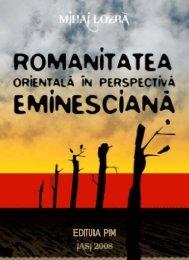 Romanitatea orientala in perspectiva eminesciana - PIM Copy