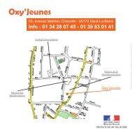 Oxy'Jeunes - Deuil-la-Barre