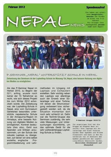 Ausgabe 2 / März 2012 - Gymnasium Geretsried
