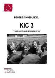 begeleidingsbundel KIC 3 voor nationalen 09-10 - Chiro
