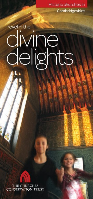 Cambridgeshire County Guide - The Churches Conservation Trust