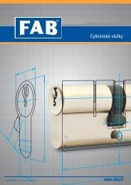 Cylindrické vložky - FAB