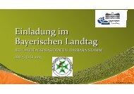Besuch im Bayerischen Landtag vom 05.07.2013 - Lazarusorden.org