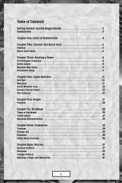 Table of Contents - Now Available