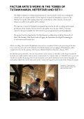 factum arte's work in the tombs of tutankhamun, nefertari and seti i - Page 3