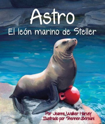 El león marino de Steller - Sylvan Dell Publishing