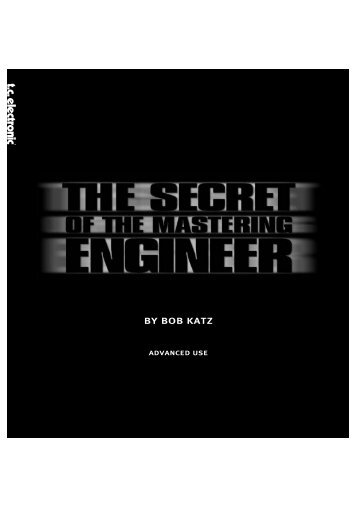 The Secrets of the Master Engineering