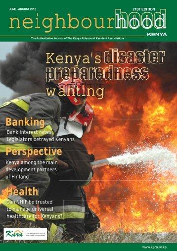 Download : Neighbourhood Kenya 21th Edition - The Kenya ...