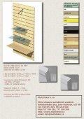 Drážkové panely SlatWall - MULTI DEKOR sro - Page 2