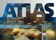 NFEPA Atlas 5.3_20111025_FINAL.indd - Biodiversity GIS - SANBI
